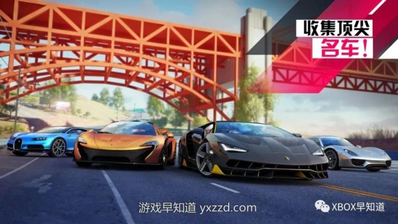 免费游戏狂野飙车9现已登陆Xbox主机与PC