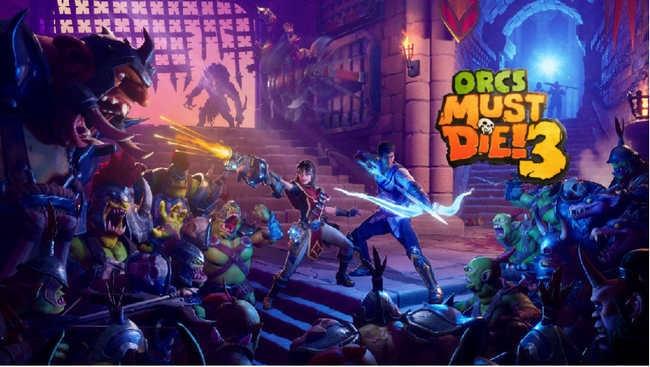 好评如潮兽人必须死3上架半月在Steam被持续热捧